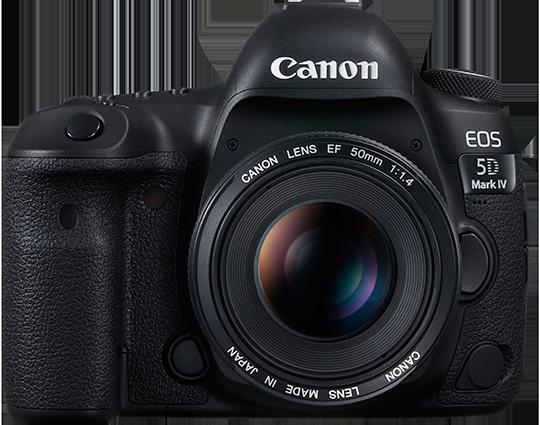 CanonEOS5DMkIV