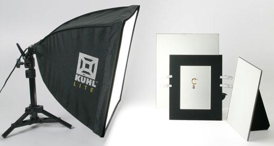 tabletop studio ezcube light tent unique features. Black Bedroom Furniture Sets. Home Design Ideas