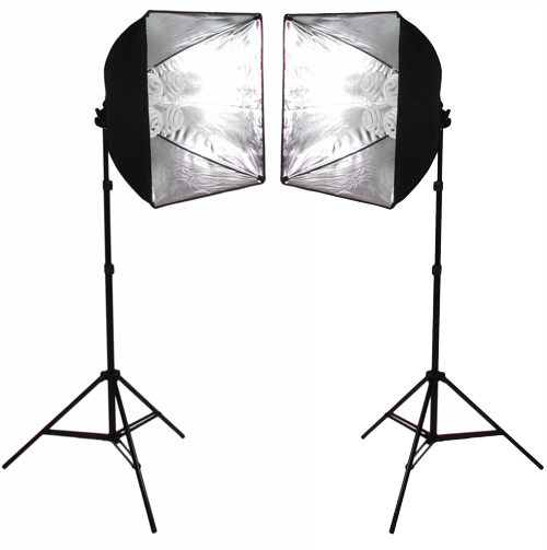 Pair of SimplyFoto Lites 50
