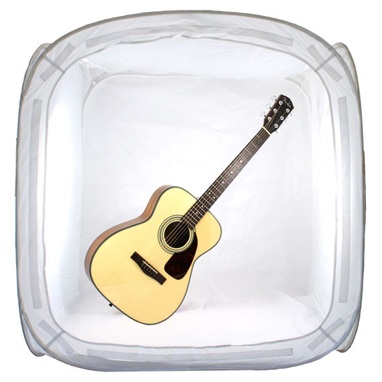 "Zzcube 40"" (86cm) with Guitar"
