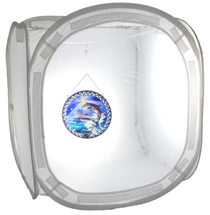 12  EZcube light tent  sc 1 st  TableTop Studio & Light Box 12