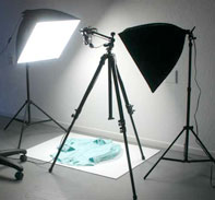 Flat Clothing Photography Kit