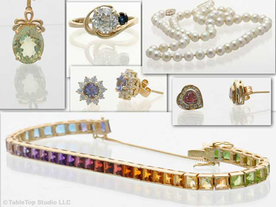 How To Photograph Jewellery