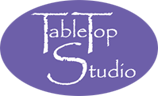 Table Top Studio Logo